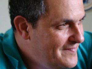 Vanderlei Corradini Simões de Lima, em foto tirada antes de perder seus movimentos pela esclerose lateral amiotrófica (Foto: Vanderlei Corradini Simões de Lima/Arquivo Pessoal)