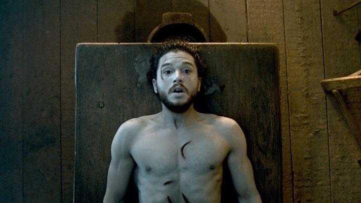 Jon Snow ficou chocado com essa informação (Foto: Reprodução)