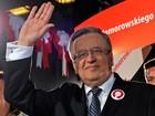 Presidente da Polônia fica em segundo no 1º turno das eleições