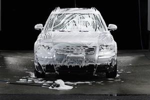 Lavagem de carro (Foto: Thinkstock)