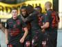 Sem Balotelli, Nice vence fora de casa e volta à liderança do Francês