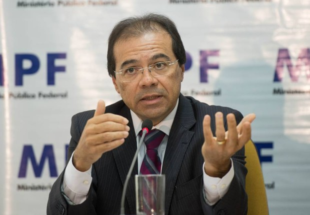 O subprocurador geral da República Nicolao Dino (Foto: Marcelo Camargo/Agência Brasil)