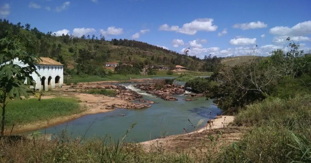 Quatro irmãos morrem afogados em cachoeira do Norte do ES - Globo.com