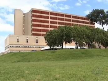 Hospital Regional de Campo Grande (Foto: Reprodução/TV Morena)