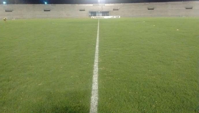 Estádio Amigão (Foto: Silas Batista / GloboEsporte.com/pb)