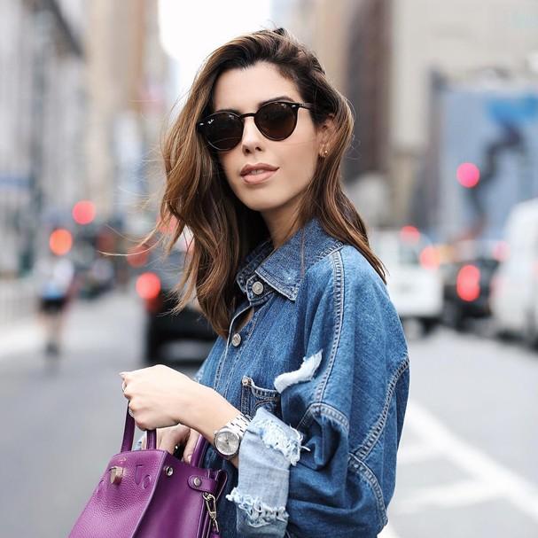 A it-blogger Camila Coutinho, que já foi capa da Glamour, tem 2 milhões de seguidores no Instagram (Foto: Reprodução Instagram)