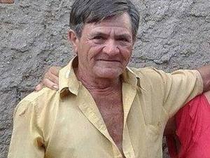 José Bezerra dos Santos, de 64 anos, foi a primeira vítima (Foto: Reprodução/Rede Amazônica RO)