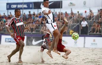 Vasco perde para o Fluminense nos pênaltis, mas vai à final do Brasileiro