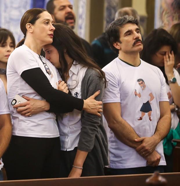 Cláudia Raia, Sophia Raia e Jarbas Homem de Mello (Foto: Manuela Scarpa /Brazil News)