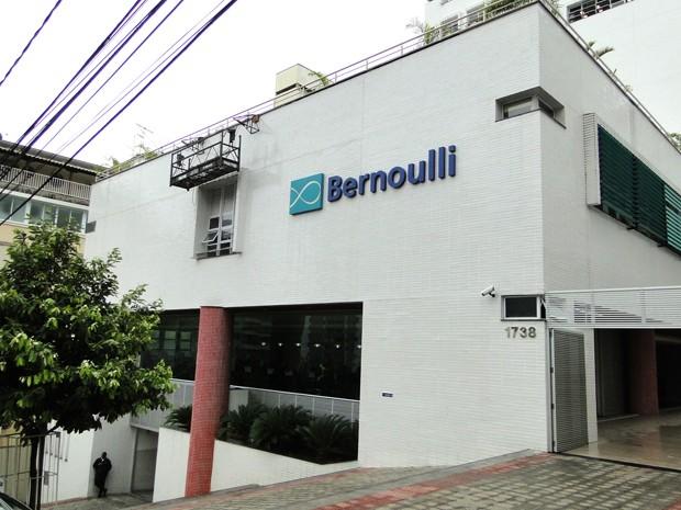 Colégio Bernoulli obteve a maior média de desempenho no Enem de 2012. (Foto: Pedro Ângelo/G1)