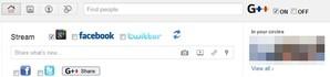 G++ for Google Plus