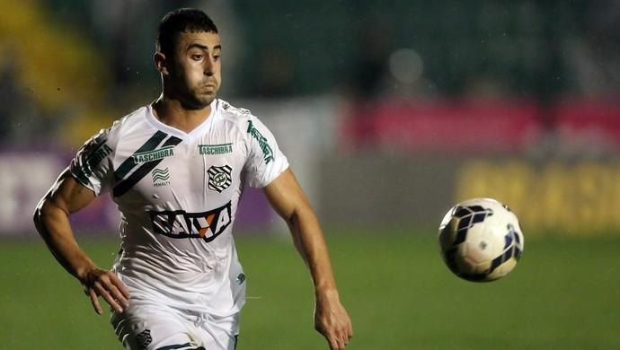 MArquinhos Pedroso Figueirense x Palmeiras (Foto: Getty Imagens)