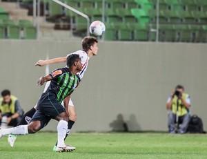 América-MG x Joinville (Foto: Cristiane Mattos / Ag. Estado)