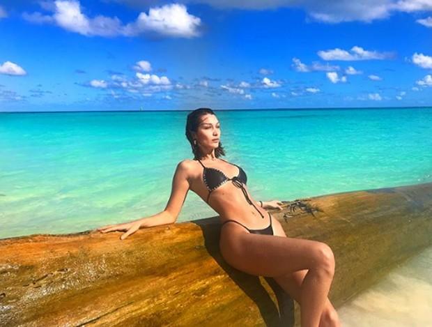 Bella Hadid (Foto: Reprodução / Instagram)