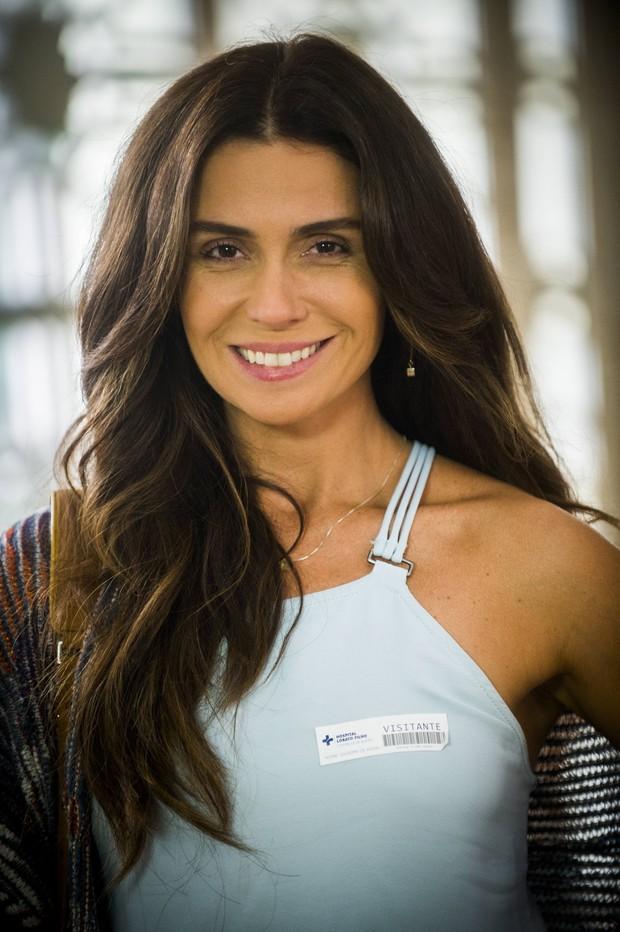 Giovanna Antonelli, a Alice de Sol Nascente (Foto: João Miguel Junior/TV Globo)