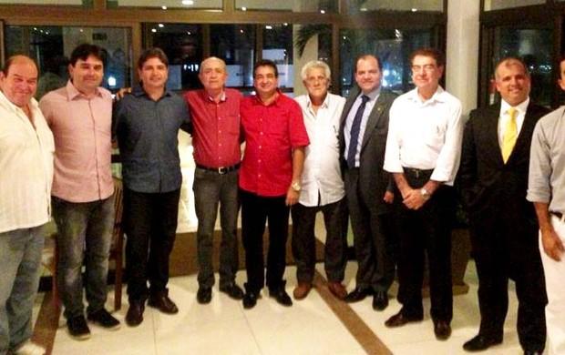 Conselheiros do CRB (Foto: Júnior de Melo/CRB)
