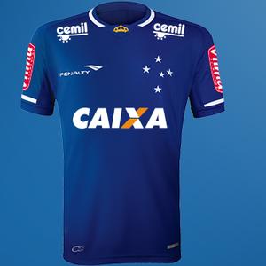 Cruzeiro dá as boas vindas à Caixa, novo patrocinador  (Foto: Divulgação/Cruzeiro)