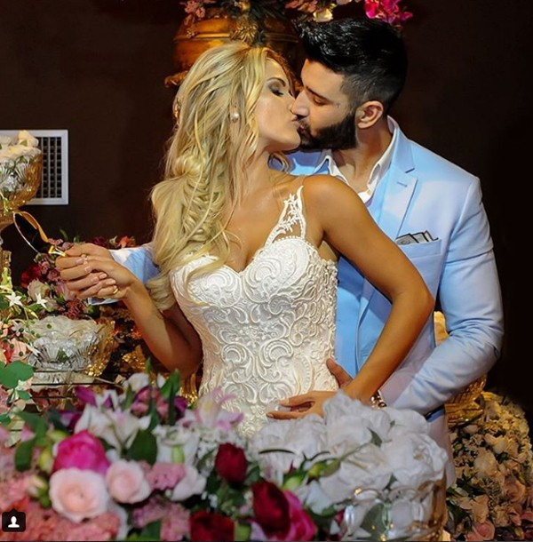 Andressa Suita e Gusttavo Lima (Foto: Reprodução / Instagram)