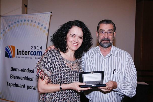Roseméri Laurindo é formada em jornalismo pela Universidade Federal de Santa Catarina (Foto: Divulgação)
