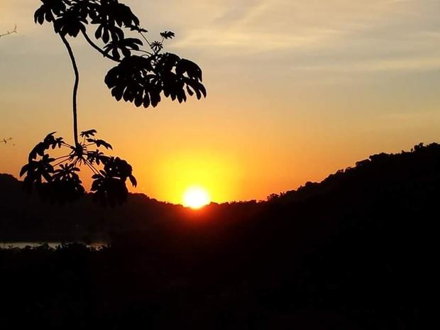Várzea do Corumbê, em Paraty (Foto: Andréa Mara de Oliveira)
