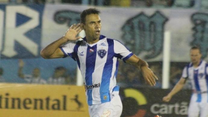 Paysandu x Operário-PR - gol Gilvan (Foto: Fernando Torres/Ascom Paysandu)