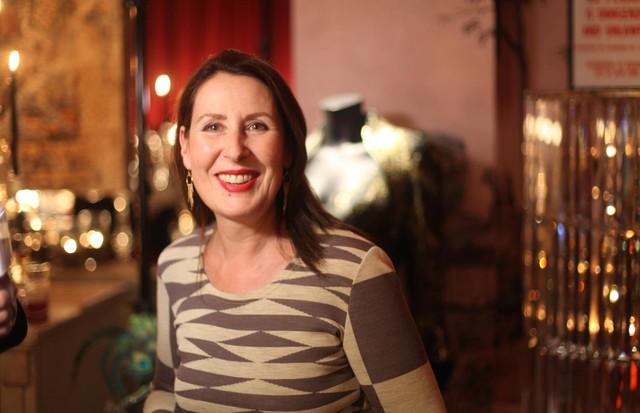 A figurinista Shay Cunliffe  (Foto: Andrea D'Andrea)