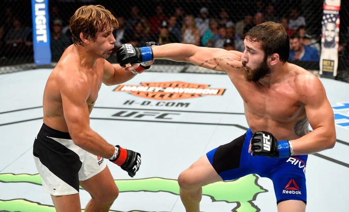 Jimmie Rivera, Urijah Faber, UFC 203, MMA (Foto: Getty Images)