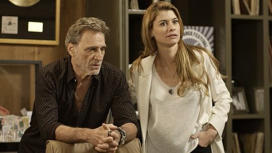 Diana e Gordo ficam furiosos ao perderem estrelas da Som Discos para gravadora de Léo