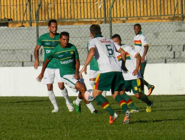 Cuiabá x Sampaio Corrêa no Estádio Presidende Dutra (Foto: Assessoria/Cuiabá Esporte Clube)
