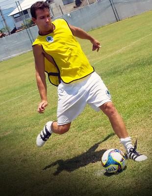 EuAtleta Pre-temporada 4 Thiago Asmar 2 (Foto: Eu Atleta | Arte | foto Igor Christ)