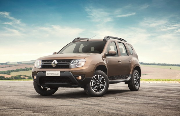 Renault Duster Dakar (Foto: Divulgação)