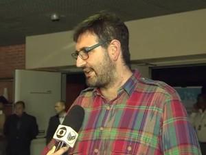 Alejandro Castañé é gestor de desenvolvimento e referência no assunto (Foto: Reprodução/EPTV)