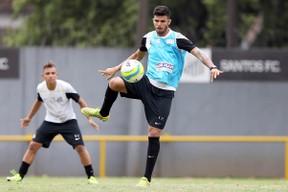 Diego Gomes, Santos