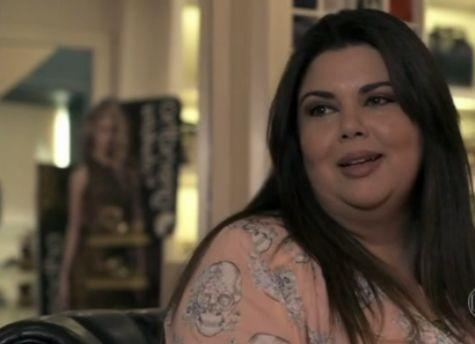 Fabiana Karla, a Perséfone de 'Amor à vida' (Foto: Reprodução)