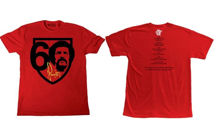 Camisas Flamengo Júnior  (Foto: Divulgação)