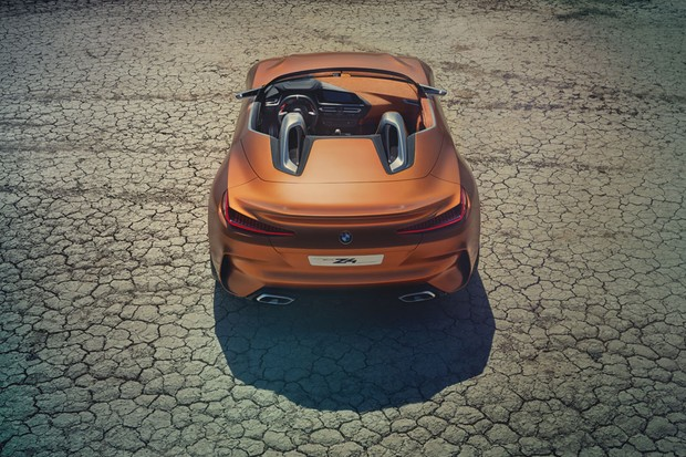 Novo conceito BMW Z 4 (Foto: Divulgação )