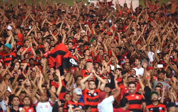Fla inicia venda de ingressos para estreia na Libertadores no Maracanã 80b3831c8f873