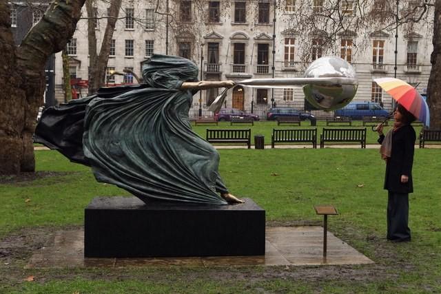 esculturas-mais-incríveis-do-mundo (Foto: Getty Images / Oli Scarff)