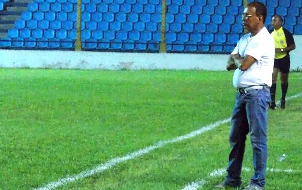 Meinha, treinador do Maranhão Atlético Clube (Foto: Bruno Alves\Globoesporte.com)