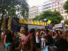 Concentração do Simpatia é Quase Amor esquenta foliões em Ipanema