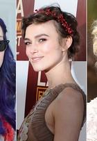 Veja como usar a tiara com flores, hit entre as famosas