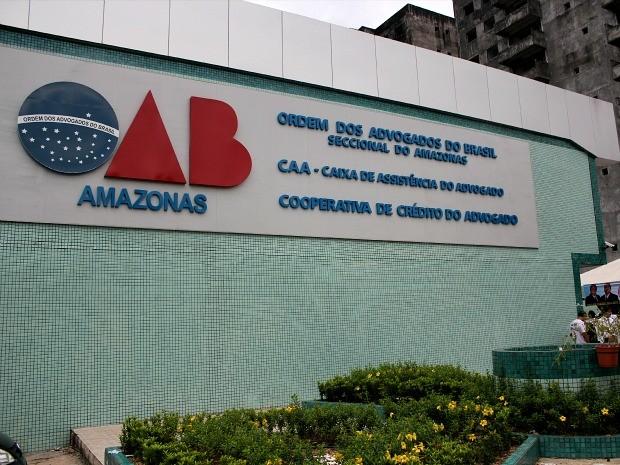 Eleição ocorreu de 8h às 16h na sede da OAB-AM, localizada na Zona Centro-Sul de Manaus (Foto: Marcos Dantas/G1 AM)