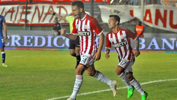 Sanchez Miño meia Estudiantes (Foto: Divulgação/ Estudiantes)