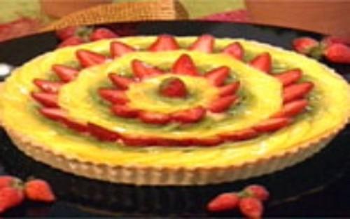 Torta de Frutas da Estação