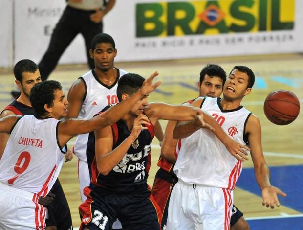 Flamengo Brasília LDB (Foto: Divulgação/LDB)