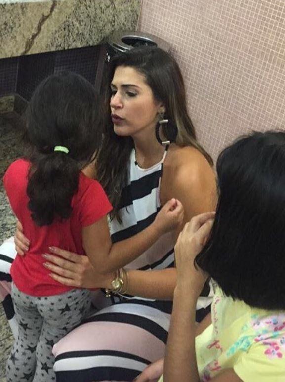 Ex-BBB Vivian Amorim (Foto: Twitter / Reprodução)