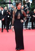 Veja o estilo das famosas no 6º dia do Festival de Cannes
