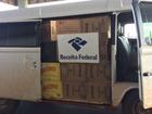 Condutor é preso por descaminho de 170 volumes de mercadorias em MS