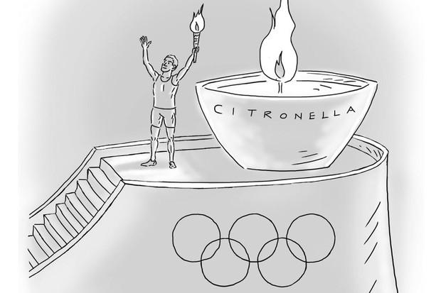 Charge do site da The New Yorker (Foto: Reprodução)