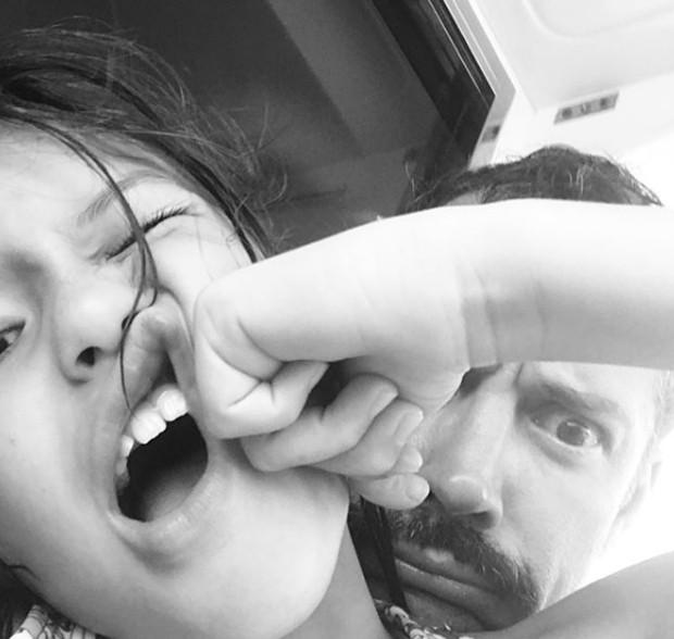 Malvino e Sofia (Foto: Reprodução/Instagram)